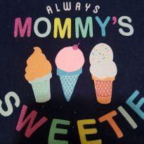 Body Carter`s sorvete 1 - 18 meses - Carter`s