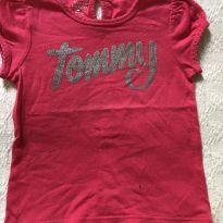 Camiseta Tommy t1a - 1 ano - Tommy Hilfiger