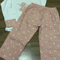Pijama bailarina t2 - 2 anos - pijamania