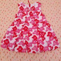 Vestido sakura - 9 a 12 meses - EPK