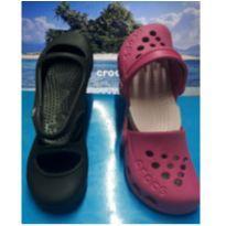 Kit 2 crocs meninas - 22 - Crocs