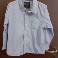 Camisa Puramania Azul - 3 anos - Puramania