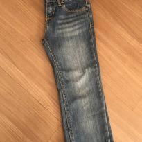 Calça jeans menina - 5 anos - Marca não registrada