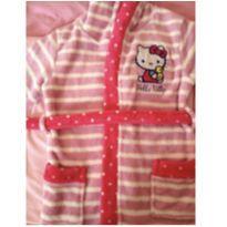 Roupão menina importado NOVO! - 3 anos - Hello  Kitty