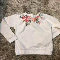 Blusa moletom Chicco - 5 anos - Chicco