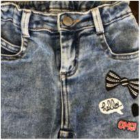 Calça jeans Animê - 4 anos - Animê