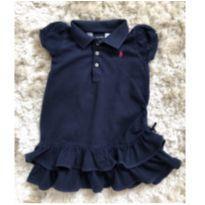 Vestido Ralph Lauren - 9 meses - Ralph Lauren
