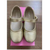 Sapato em couro Pampili - 30 - Pampili