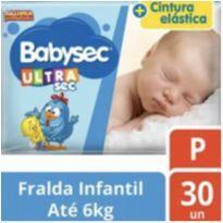 Fralda babysec P 30 -  - Baby