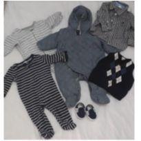 Lote menino - 6 meses - Baby Gap e Teddy Boom