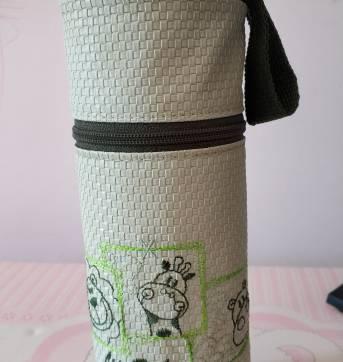 Isopor para mamadeira Girafinha❤️❤️ - Sem faixa etaria - Lipi Baby