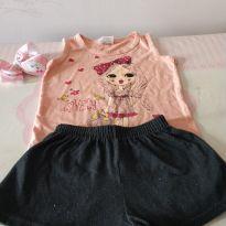 Conjutinho menina ❤️❤️ - 2 anos - Fashion Kids Brasil