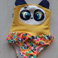 Maiô Panda - 9 a 12 meses - Puket
