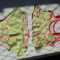 Biquini Flamingos - 9 meses - Puket