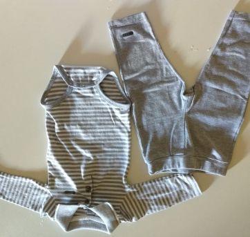 Conjunto Tigor baby - 3 a 6 meses - Tigor T.  Tigre