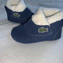 Sapato Lacoste de bebê - 14 - Lacoste e carter`s, baby gap, zara