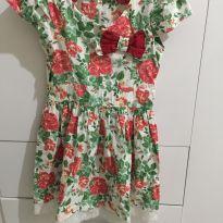 Vestido Sapequice - 5 anos - Sapequinha