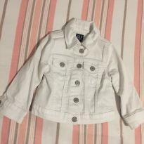 Jaquetinha jeans Gap original - 12 a 18 meses - Gap Kids