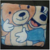 Cobertor Julitex baby - 2 unidades - Semi novas -  - Não informada