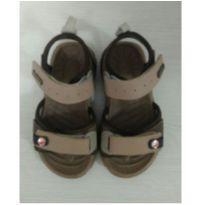 Sandália Papete com Velcro - 23 - Ortobaby