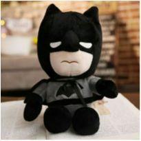 Boneco de Pelúcia Batman- Marvel -  - Importada