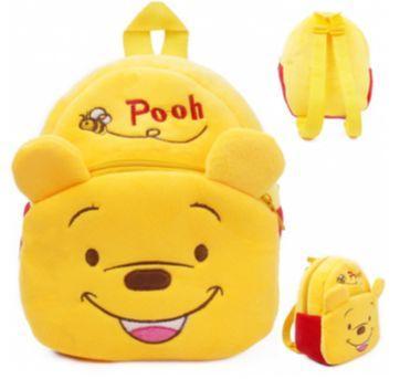Mochila Infantil Ursinho Pooh - Sem faixa etaria - Importada