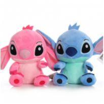Bonecos de Pelúcia Lilo & Stitch - Disney