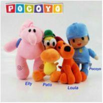 Pocoyo e seus amigos