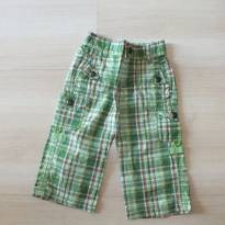 Calça verde bem estilosa - 1 ano - Children`s Place