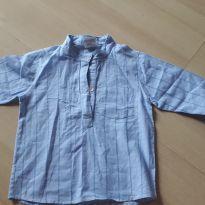 Camisa Paola Bimbi - 12 a 18 meses - Paola BimBi