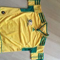 Camisa Brasil Adidas original - 18 a 24 meses - Adidas