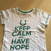 Kit 3 camisas - 24 a 36 meses - Diversas