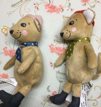 Ratinhos de pelúcia charmosos - Sem faixa etaria - IKEA