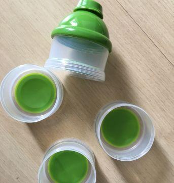 Porta leite em pó infantil inportado - Sem faixa etaria - Bibi
