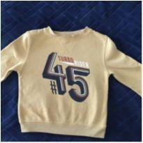 Camisa felpuda - 3 anos - Primark