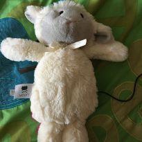 Urso de pelucia com caixa de som