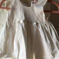 Vestido branco - 1 ano - Diversos