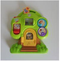 Fisher Price Sons Divertidos Casa na Árvore - Mattel -  - Fisher Price