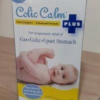 Colic Calm Plus - Solução Homeopática para alívio da cólica em bebês -  - COLIC CALM