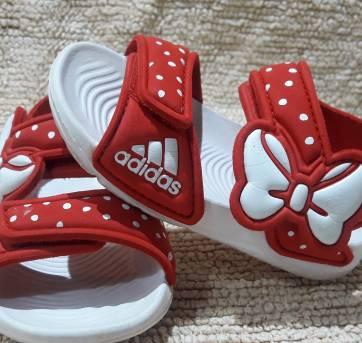 Sandália Minnie Adidas - 20 - Adidas