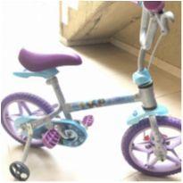 Bicicleta infantil bandeirantes frozen -  - Bandeirantes