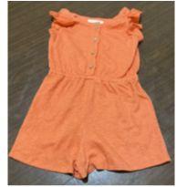 Macaquinho laranja - 6 anos - Copper Key