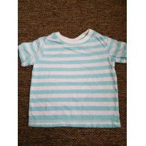 Camisetinha - 0 a 3 meses - First Impressions