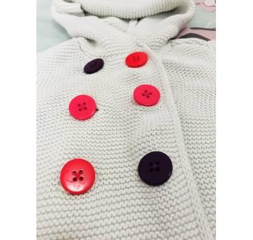 Casaco botões - 1 ano - First Impressions