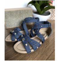 Sandália jeans - 23 - Luelua