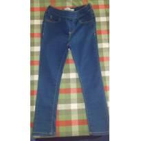 Calça Jeans Elástica - 5 anos - Young dimension