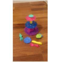 Conjunto Play Doh Cupcakes -  - Não informada