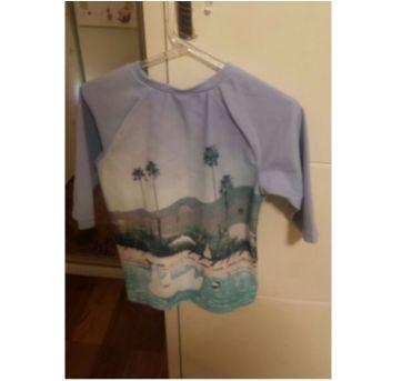 Camiseta Praia/Piscina Gap - 5 anos - GAP