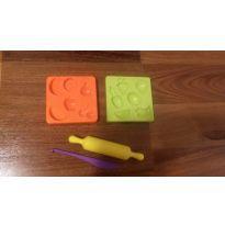 Números e Formas Play Doh -  - Não informada