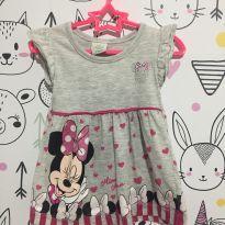Vestido Minnie Baby Disney - 3 meses - Disney baby